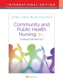 Community & Public Health Nursing : Evidence for Practice, Paperback / softback Book