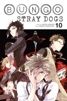 Bungo Stray Dogs, Vol. 10, Paperback / softback Book