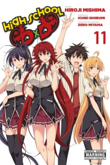 High School DxD, Vol. 11, Paperback / softback Book