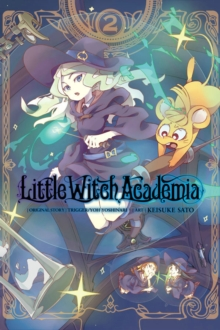Little Witch Academia, Vol. 2 (manga), Paperback / softback Book