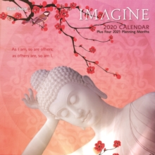Imagine 2020 Square Wall Calendar, Calendar Book