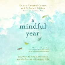 A Mindful Year, eAudiobook MP3 eaudioBook