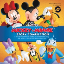 Mickey & Minnie Story Compilation, eAudiobook MP3 eaudioBook