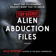 Top Secret Alien Abduction Files, eAudiobook MP3 eaudioBook
