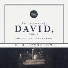 The Treasury of David, Vol. 5, eAudiobook MP3 eaudioBook