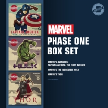 Marvel's Phase One Box Set, eAudiobook MP3 eaudioBook