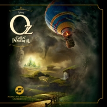 Oz the Great and Powerful, eAudiobook MP3 eaudioBook