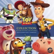The Toy Story Collection, eAudiobook MP3 eaudioBook