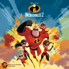 Incredibles 2, eAudiobook MP3 eaudioBook