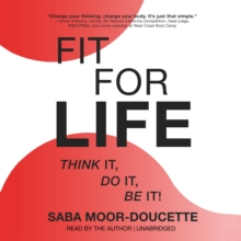 Fit for Life, eAudiobook MP3 eaudioBook