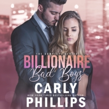 Billionaire Bad Boys Box Set, eAudiobook MP3 eaudioBook