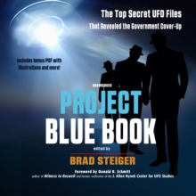 Project Blue Book, eAudiobook MP3 eaudioBook