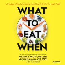 What to Eat When, eAudiobook MP3 eaudioBook