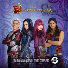 Descendants 2 (Spanish Edition) : La Novela, eAudiobook MP3 eaudioBook