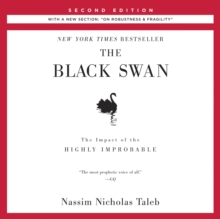 "The Black Swan: Second Edition : The Impact of the Highly Improbable: With a new section: ""On Robustness and Fragility"", eAudiobook MP3 eaudioBook"