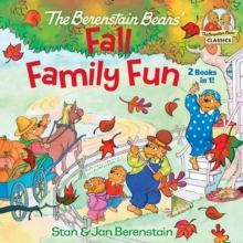 The Berenstain Bears Fall Family Fun, Paperback / softback Book