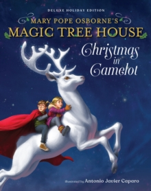 Magic Tree House Deluxe Holiday Edition: Christmas in Camelot, Hardback Book