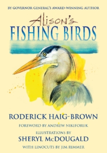 Alison's Fishing Birds, Hardback Book