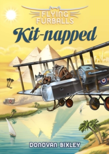 Flying Furballs 5: Kit-napped, Paperback / softback Book