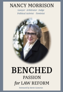 Benched : Passion for Law Reform, EPUB eBook