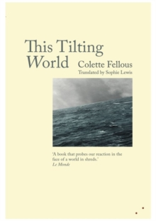 This Tilting World, Paperback / softback Book