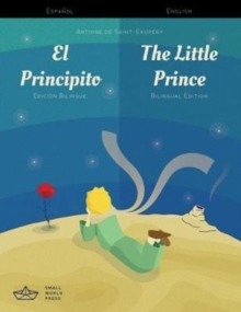 El Principito / The Little Prince Spanish/English Bilingual Edition with Audio Download, Paperback Book