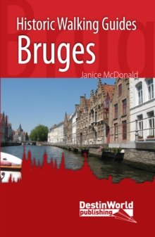 HISTORIC WALKING GUIDES BRUGES, Paperback Book