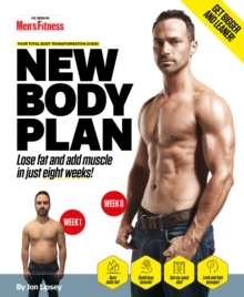 New Body Plan : Your Total Body Transformation Guide, Paperback / softback Book