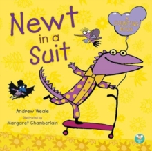 Newt in a Suit, Paperback / softback Book