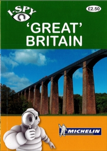 i-SPY Great' Britain, Paperback / softback Book