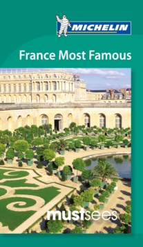 Must Sees France Most Famous, Paperback Book