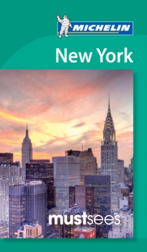 New York City Must - Michelin Sees : Must Sees, Paperback / softback Book