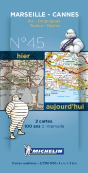 Marseille - Cannes Centenary Maps, Multiple copy pack Book