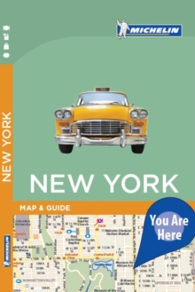 New York City - Michelin You Are Here : You are Here, Paperback Book