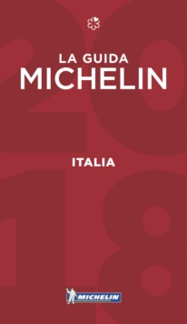 Italy - The Michelin Guide, Paperback Book