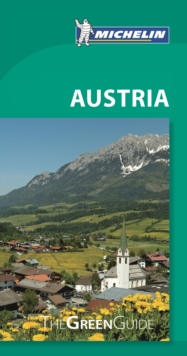 Austria - Michelin Green Guide : The Green Guide, Paperback / softback Book