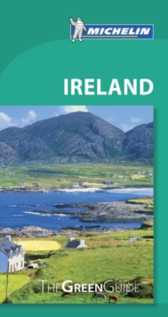 Ireland - Michelin Green Guide : The Green Guide, Paperback / softback Book