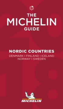 Nordic Guide 2018 the Michelin guide : 2018, Paperback / softback Book