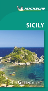 Michelin Green Guide Sicily, Paperback Book