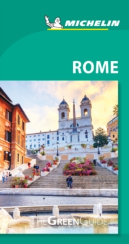 Rome - Michelin Green Guide : The Green Guide, Paperback / softback Book