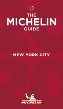 New York - The MICHELIN Guide 2020 : The Guide Michelin, Paperback / softback Book