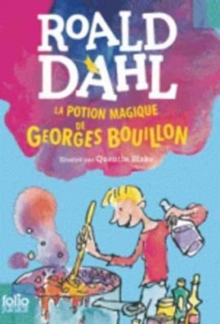 La potion magique de Georges Bouillon, General merchandise Book