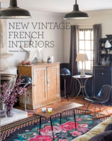 New Vintage French Interiors, Hardback Book