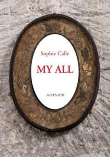 Sophie Calle: My All, Cards Book