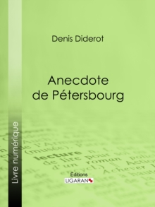 Anecdote de Petersbourg, EPUB eBook