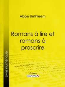 Romans a lire et romans a proscrire, EPUB eBook