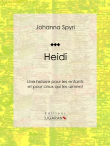 Heidi, EPUB eBook