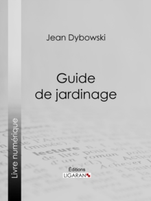 Guide de jardinage, EPUB eBook