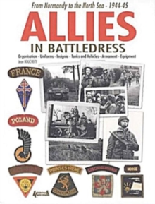 Allied Forces Under the Battledress, Hardback Book