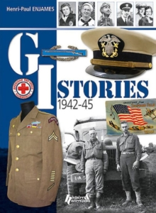 GI Stories 1942-45, Hardback Book